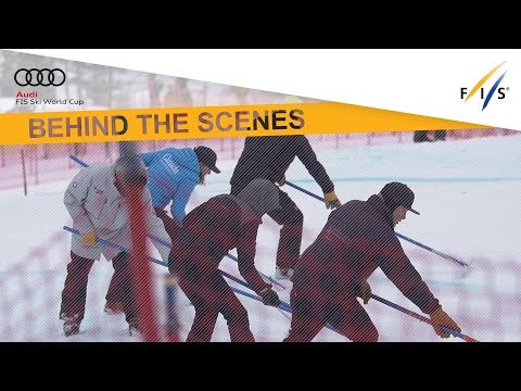 The beating heart of an event   FIS Alpine