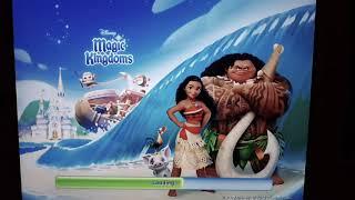 Disney's Magic Kingdom game: Moana