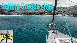Sailing Greek Islands - Kea, Cyclades