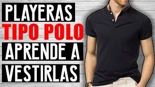 ERRORES COMUNES AL VESTIR UNA PLAYERA TIPO POLO   JR Style For Men