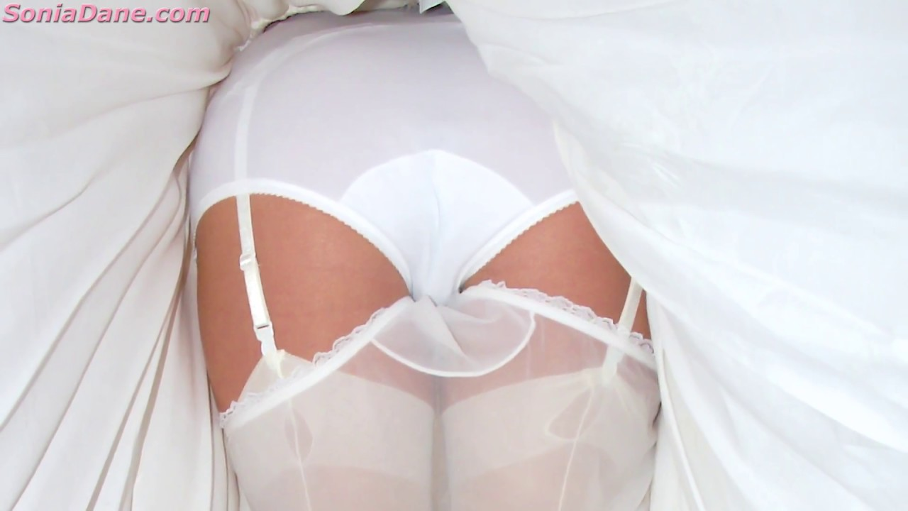 panties nylon Sonia dane