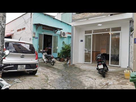 Bán nhà quận Bình Thạnh giá rẻ, hẻm 290 Nơ Trang Long, xe hơi 7 chổ tới nhà