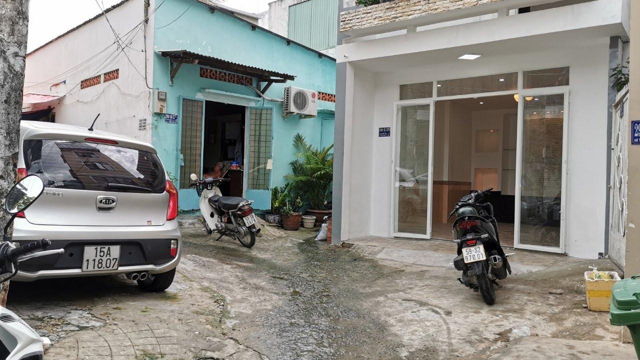 Bán nhà Hẻm xe hơi 290 Nơ Trang Long, quận Bình Thạnh giá rẻ, 1 lầu 2 PN 2WC
