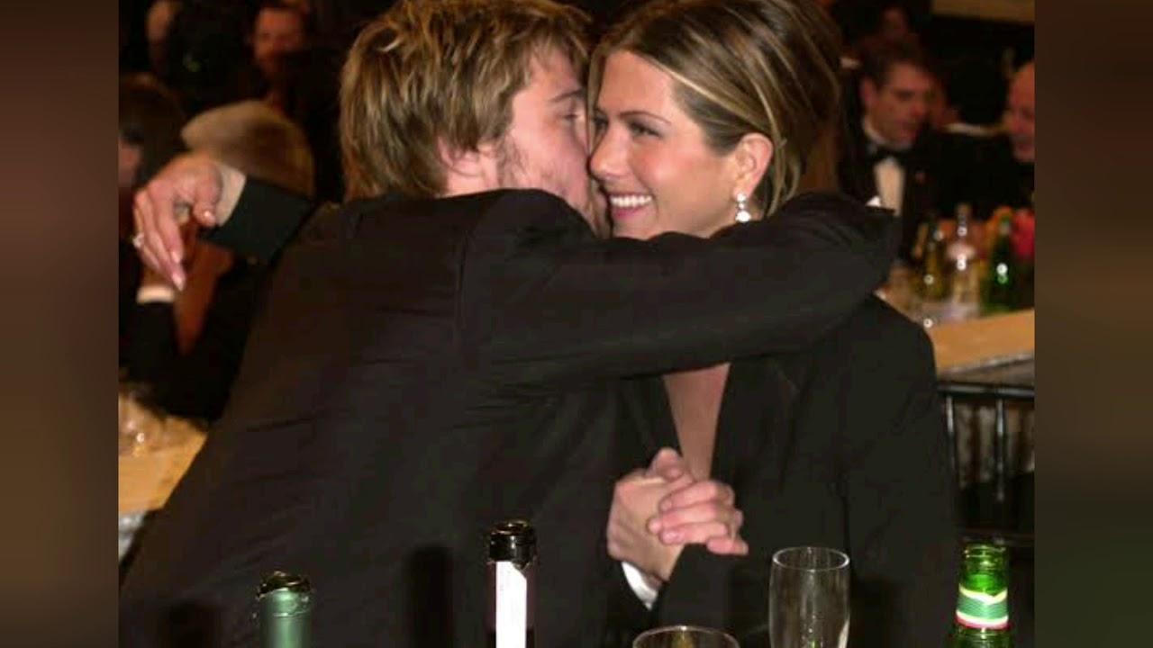 Jennifer Aniston \u0026 Brad Pitt   Someone You Loved