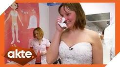 Der Weg zum perfekten Brautkleid | akte20.17 | SAT.1 TV