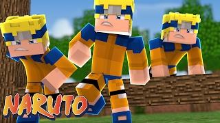 Minecraft : Naruto C #2 - JUTSU PROIBIDO DO NARUTO