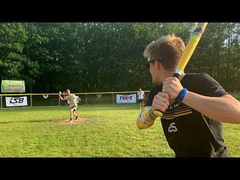 PREDATORS vs. DIAMONDBACKS   MLW Wiffle Ball 2019
