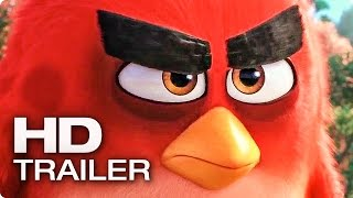 ANGRY BIRDS Movie Trailer (2016)