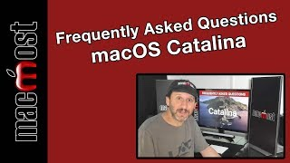 Frequently Asked Questions About macOS Catalina (MacMost #1951)