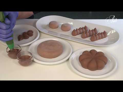 Äggfri chokladmousse med Felchlin, Maracaibo65%