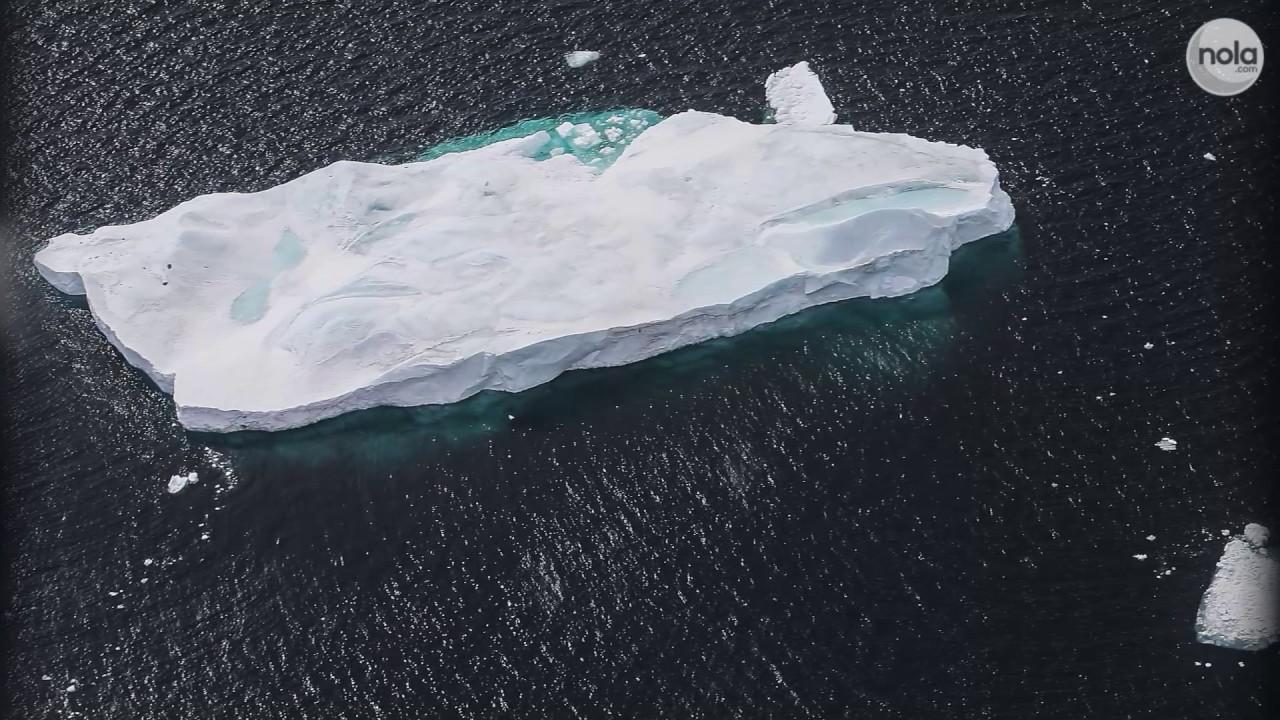 Massive iceberg breaks loose in Antarctica