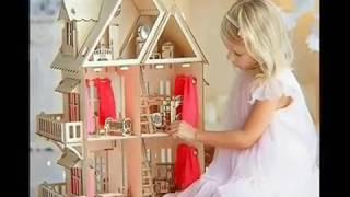 Будиночок. Розвиваюча іграшка для дітей. Купити посилання в описі
