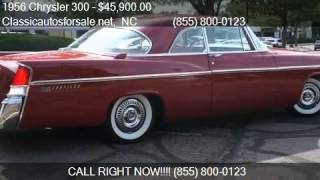 1956 Chrysler 300  - for sale in , NC 27603 #VNclassics