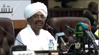 البشير : حلايب وشلاتين سودانية