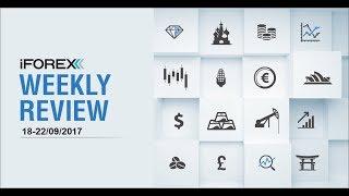 iFOREX weekly review 18-22/09/2017: NAFTA, New Zealand & CFTC