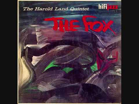 Harold Land Quintet -  The Fox  ( Full Album )