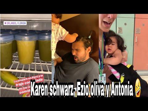 KAREN SCHWARZ Y ANTONIA DISFRUTANDO DE ORLANDO