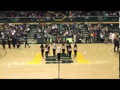 """USF Spirit Squad  """"You Don't Know Me"""" Timeout"""