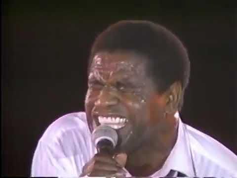 Al Green-Jesus Will Fix It (Live)