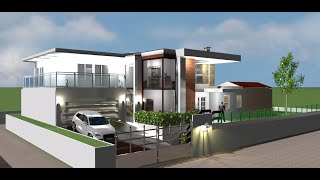 Modern Home  Sweet Home 3d  #stayhome And Design #withme