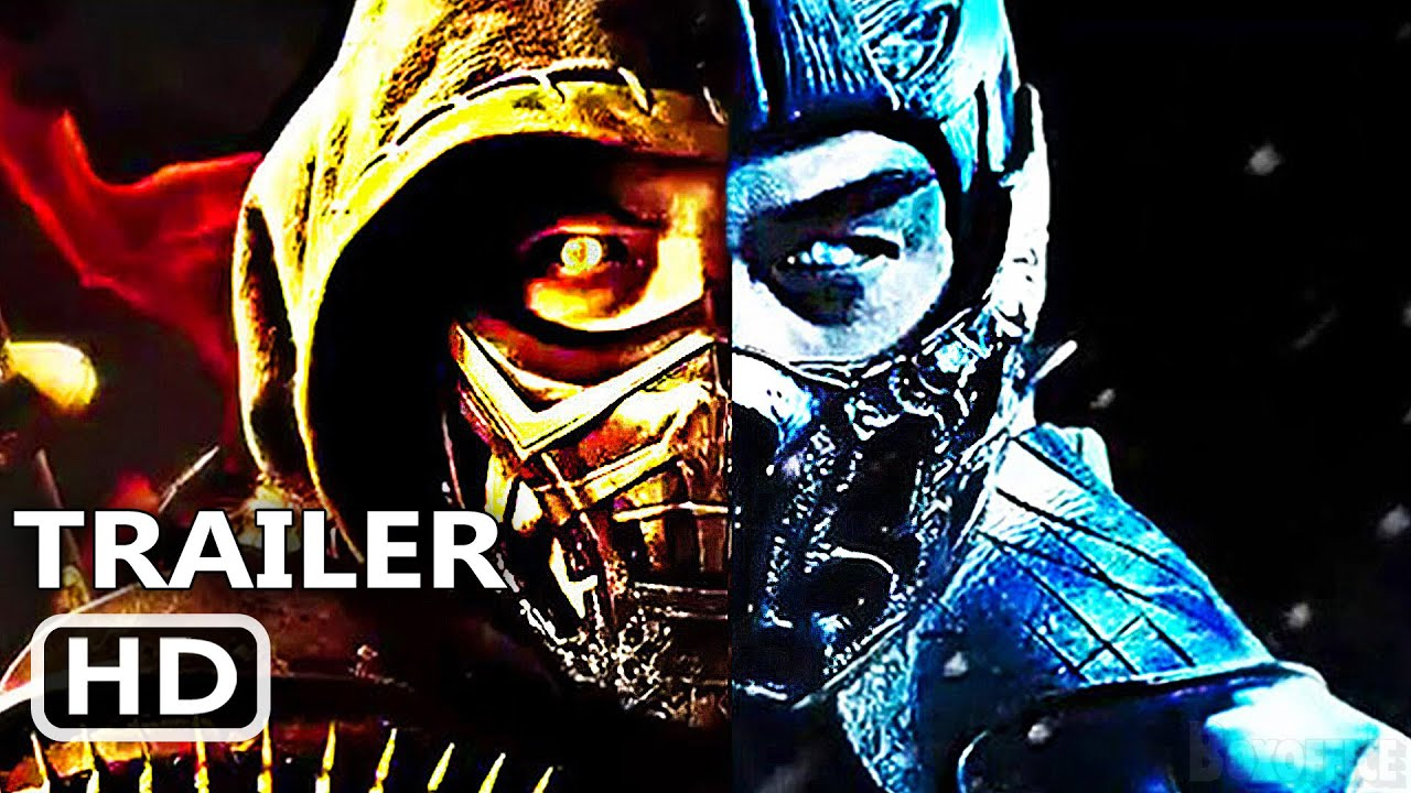 MORTAL KOMBAT Movie - ALL Characters Teaser (2021) Action Movie HD