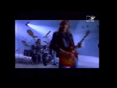 FM - Bad Luck (official Video 1989)