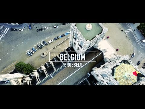 FAMILY TRIP TO BELGIUM/BRUSSELS 4K