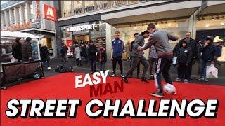 Easy Man Street Challenge #6