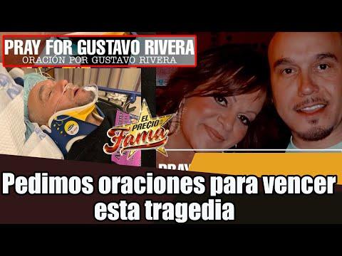 Noticia de última hora!!! Gustavo Rivera hermano de Jenni Rivera, sufre aparatoso accidente.