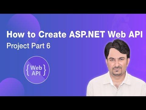 How To Create ASP.NET Web API Project   ASP.NET WebAPI Tutorial