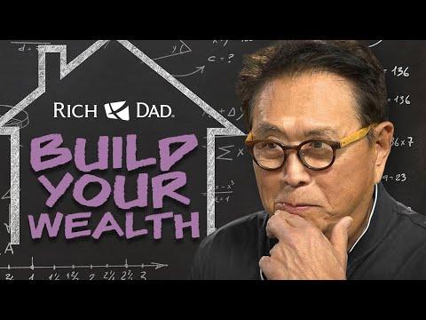 Robert Kiyosaki's Proven Strategies for Creating Real Estate Gold