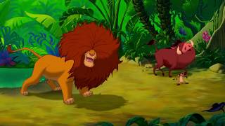 The Lion King 3: Hakuna Matata (2004) Best Scene Part 714
