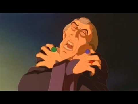 Disney Villain Melody animated. (Peter Hollens and Whitney Avalon)