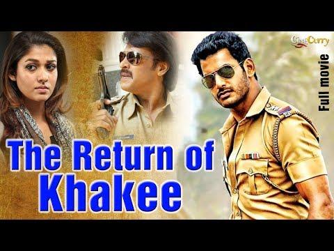 The Return of Khakee (2008) Full Hindi Dubbed Movie | Vishal, Nayantara