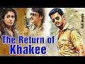 The Return of Khakee (Satyam)│Vishal, Nayantara │Latest Hindi Action Movie 2017