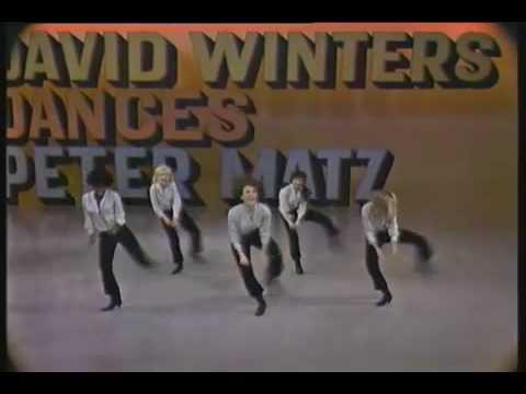 David Winters Hullabaloo dancing