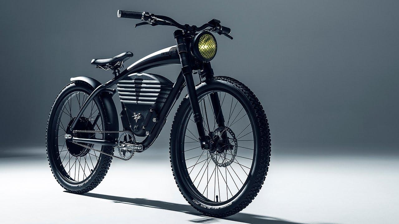 Vintage Electric Bikes Scrambler S