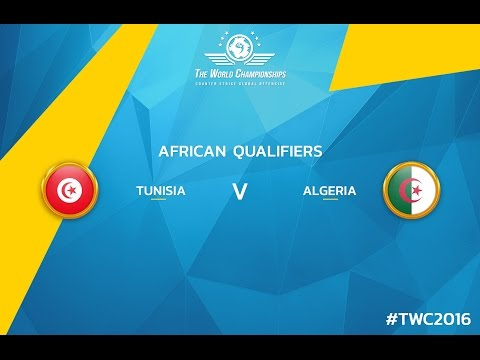 CS:GO - Tunisia vs. Algeria [Mirage] - TWC 2016