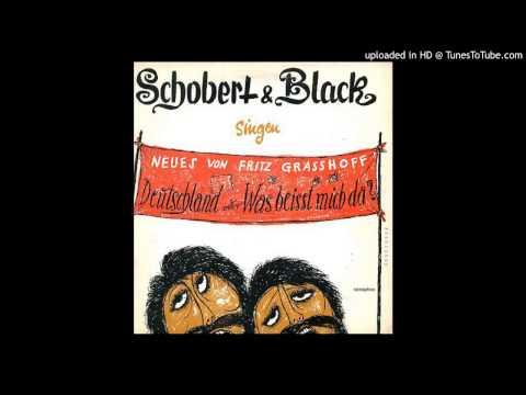 Schobert & Black: Versöhnung  never