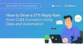 How to Drive a 27% Reply Rate from Cold Outreach Using Data & Automation