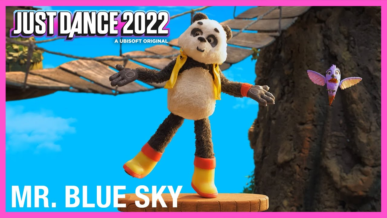 Mr. Blue Sky by The Sunlight Shakers   Just Dance 2022 [Official]