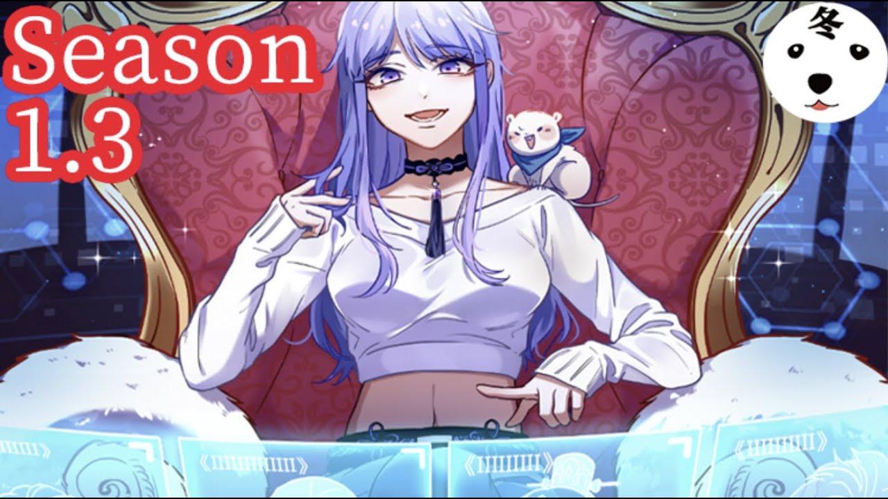 Download Anime动态漫 | King of the Phoenix万渣朝凰 Season1.3 (Original/Eng sub)