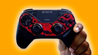 The ASTRO C-40 TR is the Controller of the FUTURE! Unboxing | runJDrun