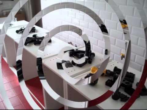 COME MONTARE UNA CUCINA IKEA - YouTube