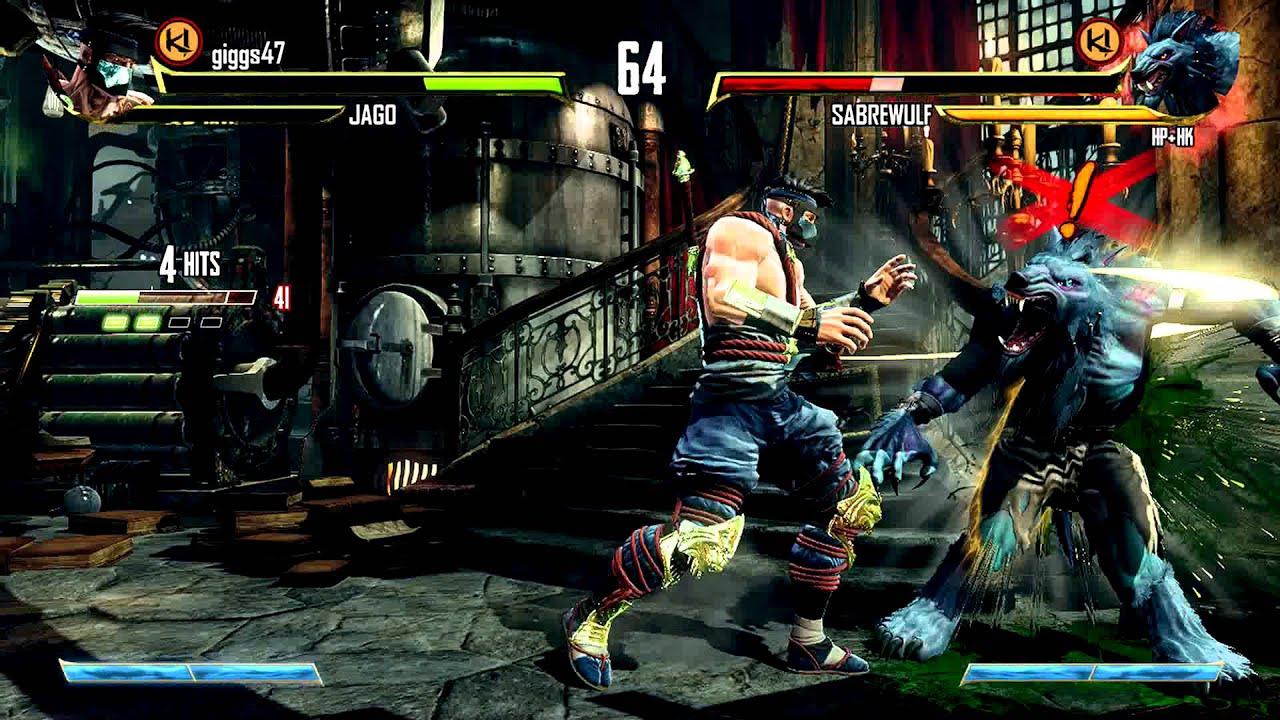 Xbox One Killer Instinct Gameplay Combo Breaker Youtube