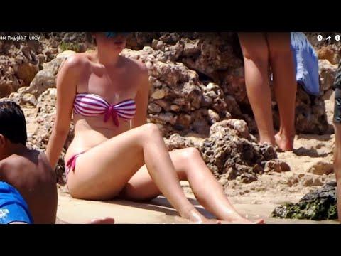 Marmaris - Cleopatra Island -  Turkey - 1080p/50fps