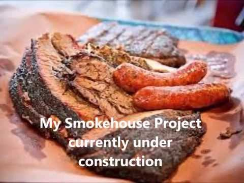 how to make a smokehouse