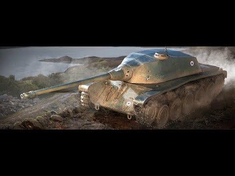 World of Tanks Blitz - Bayram Şekeri Amx CDC !