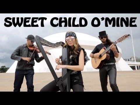 Sweet Child O'Mine – Instrumental Acoustic – Trio Amadeus