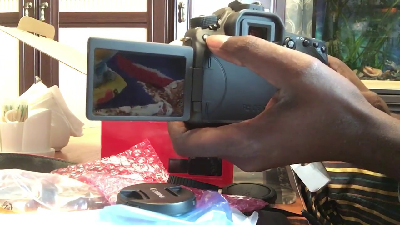 Что лучше зеркалка или камера смартфона? Canon 5D mark II vs .
